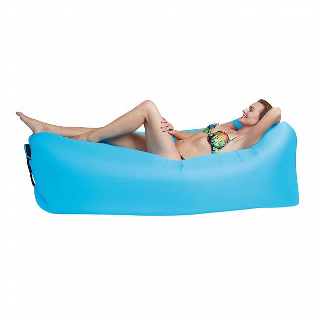 Sofa gonflable SeatZac bleu