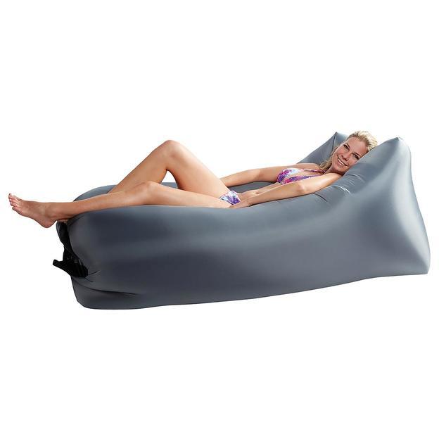 Sofa gonflable SeatZac noir