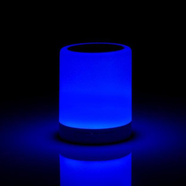 Lautsprecher - touch lamp mit Farbwechsel