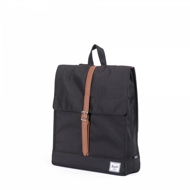 Herschel Rucksack City Mid-Volume Black/Tan