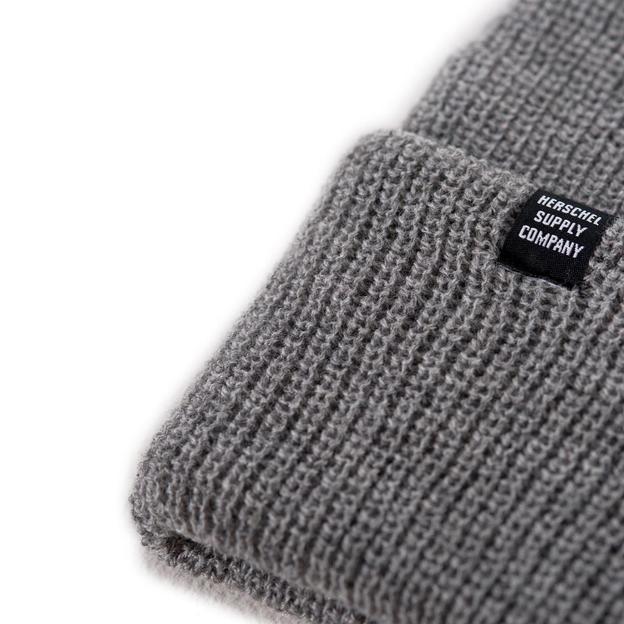 Herschel Mütze Quartz Grey