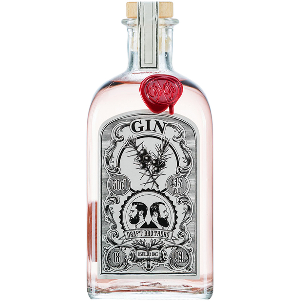 Draft Brothers Original Gin, 0.5 l