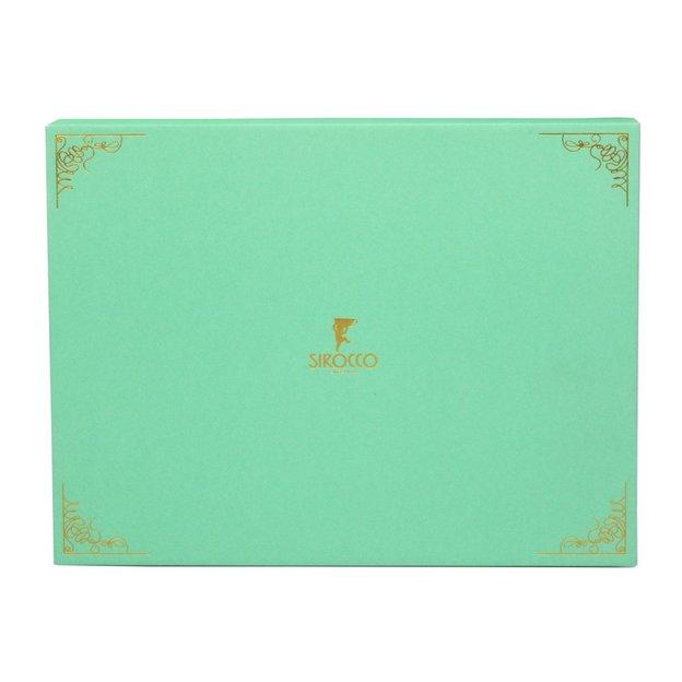 Sirocco - exklusive Geschenkidee.ch Teebox in Moroccan Mint - 45 Teebeutel
