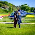 30 Minuten Helikopter Rundflug Rheinfall