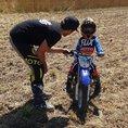 1 Tag Motocross fahren für Kinder mit Vice-Schweizermeister