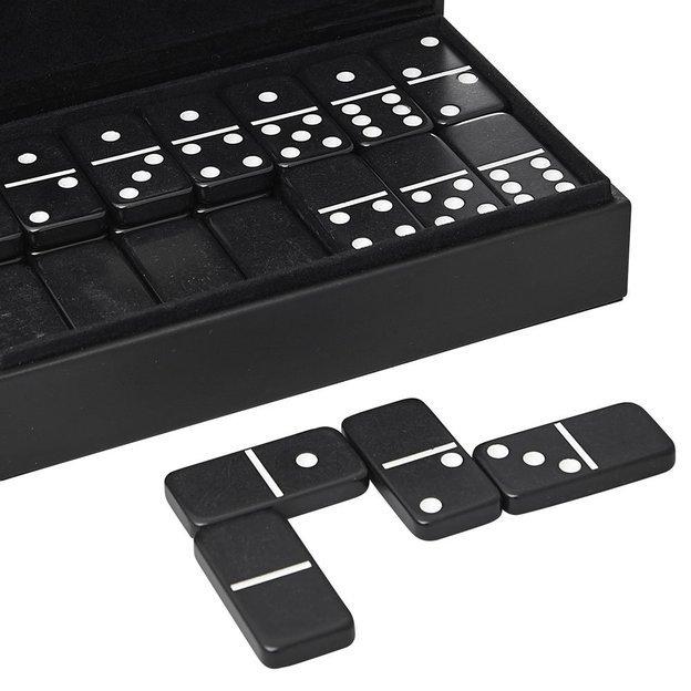Personalisierbare Spielbox Domino Spiel