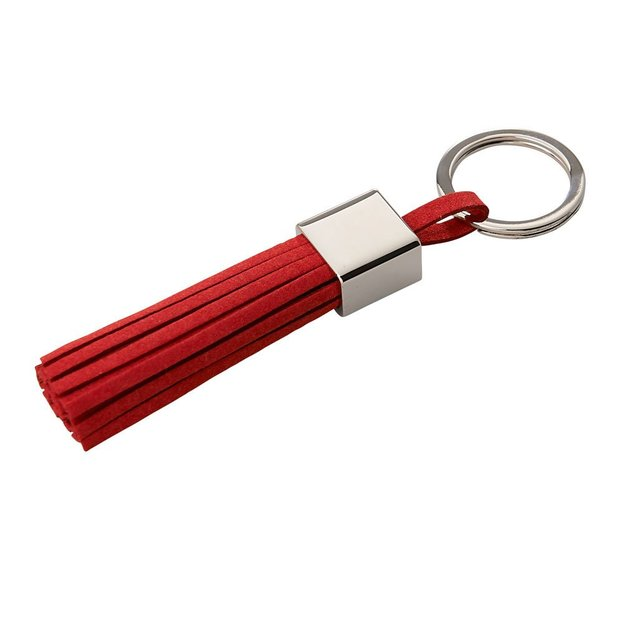 Personalisierbarer Schlüsselanhänger Quaste