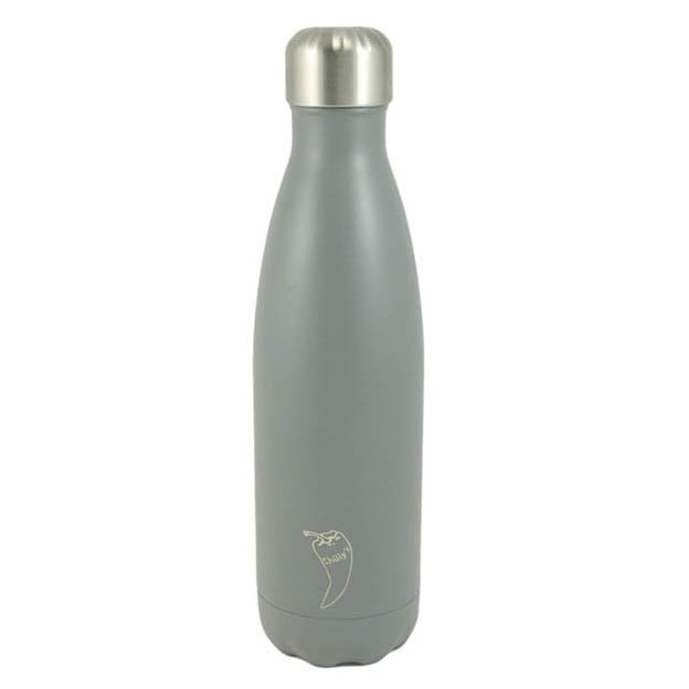Chilly's Bottles, Trinkflasche-Hellgrau-Standard-750ml