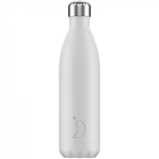 Chilly's Bottle, bouteille blanche, standard, 750 ml