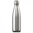Chilly's Bottles, Trinkflasche-Chrom Silber-Standard-500ml