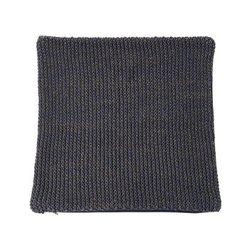 Coussins - Housse de coussin en tricot ...