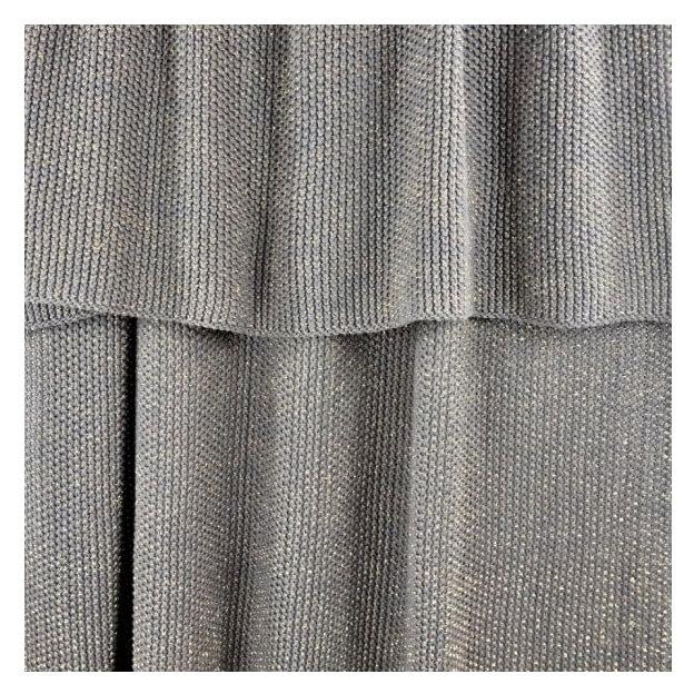 Strickdecke aus Baumwolle 130 x 150cm