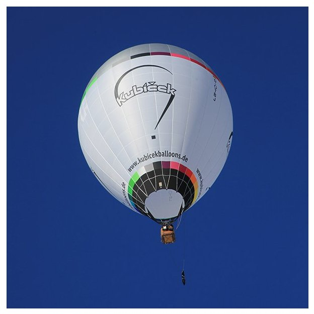 Ballonfahrt mit Gasballon