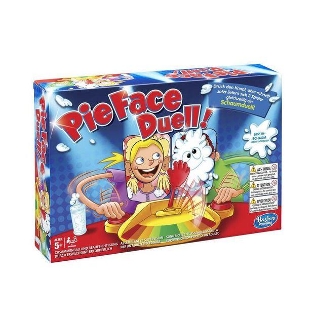 Jeu tarte à la crème Le duel Pie Face Hasbro