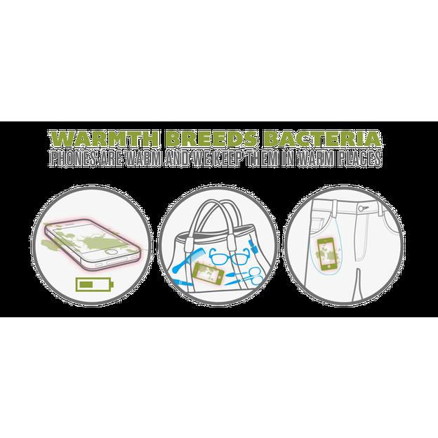 Phone Soap 3.0 - Smartphone Reiniger