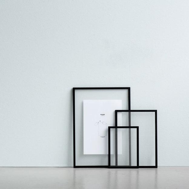 Bilderrahmen Frame von Moebe A5 Schwarz