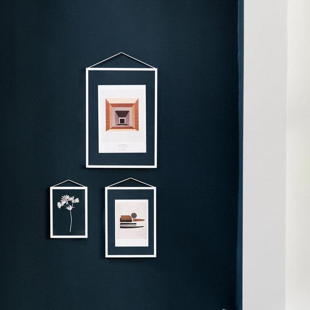 Bilderrahmen Frame von Moebe A5 Weiss