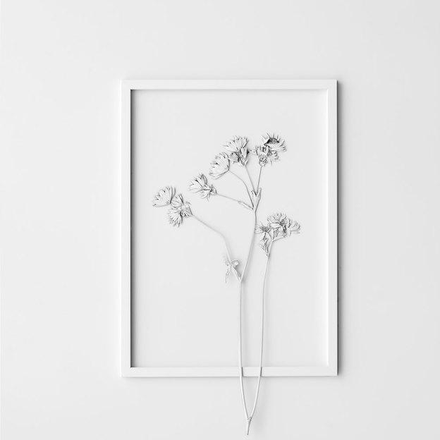 Bilderrahmen Frame von Moebe A4 Weiss
