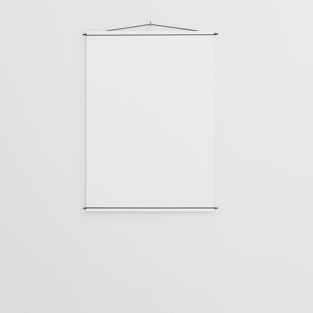 Bildaufhängung Poster Hanger 50 x 70 von Moebe