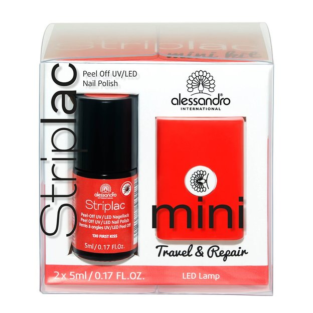Alessandro Striplac Set mini First Kiss Red