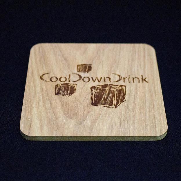 CoolDownDrink Glas, 280ml