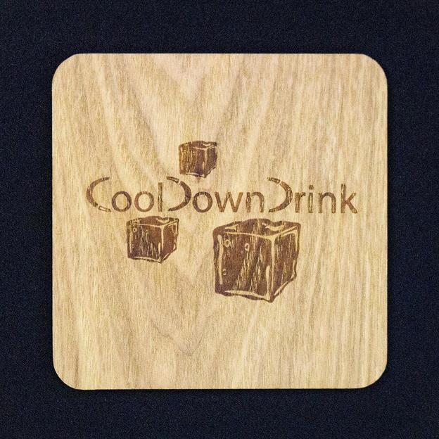 CoolDownDrink Glas, 280ml