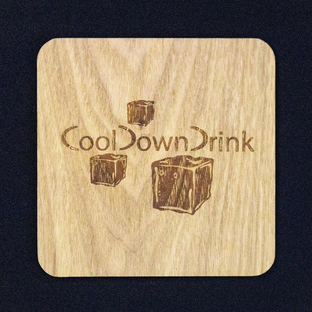 CoolDownDrink Verre à shot rafraîchissant, 80ml