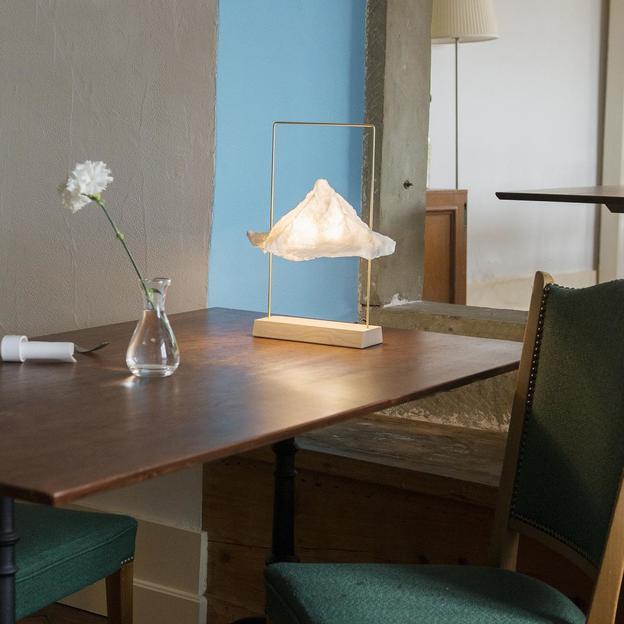 Lampe Matterlight im Matterhorn-Design
