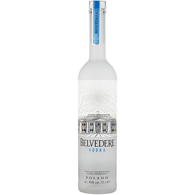 "Belvedere Pure ""Ice Duo"", Vodka, 70cl"