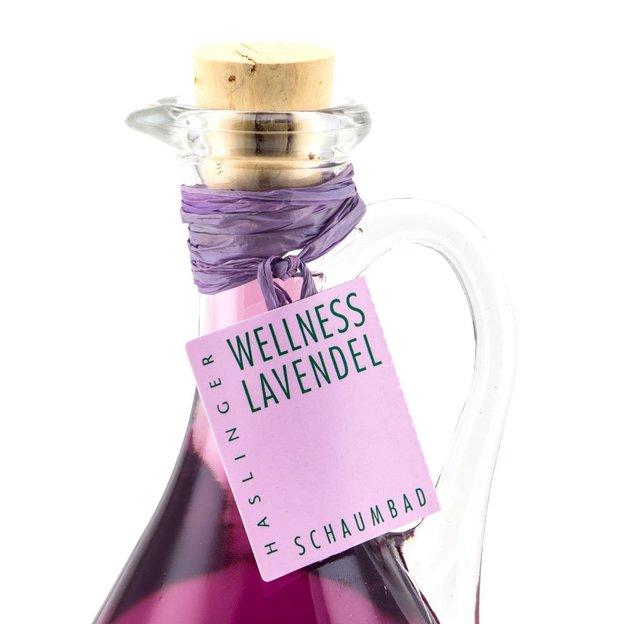 Schaumbad Lavendel in der Amphore