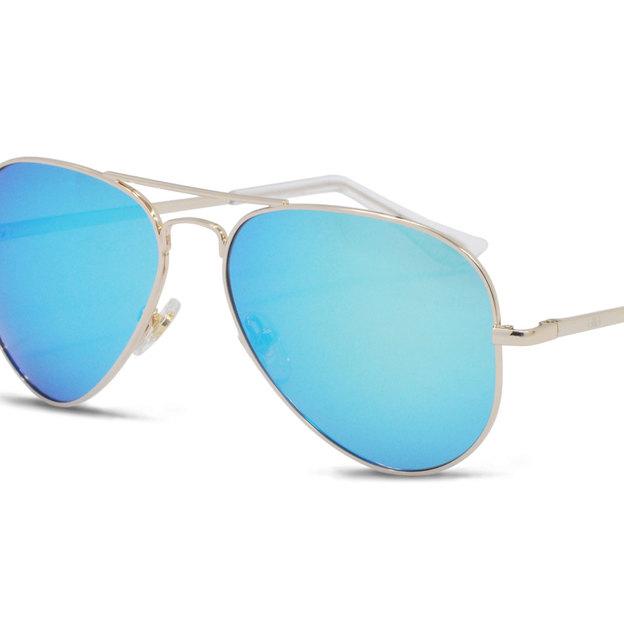 Ikki Sonnenbrille Rivera blau