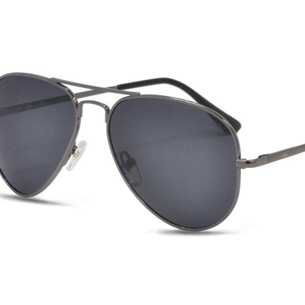 Ikki Sonnenbrille Rivera schwarz