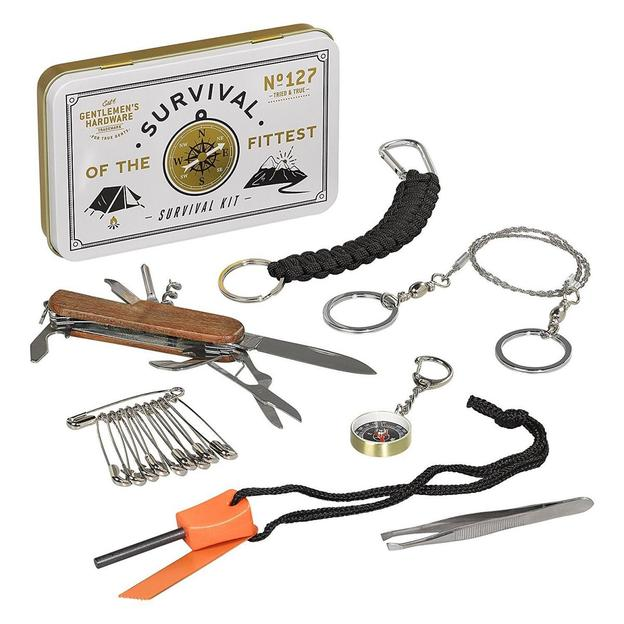 Survival Kit von Gentlemen's Hardware