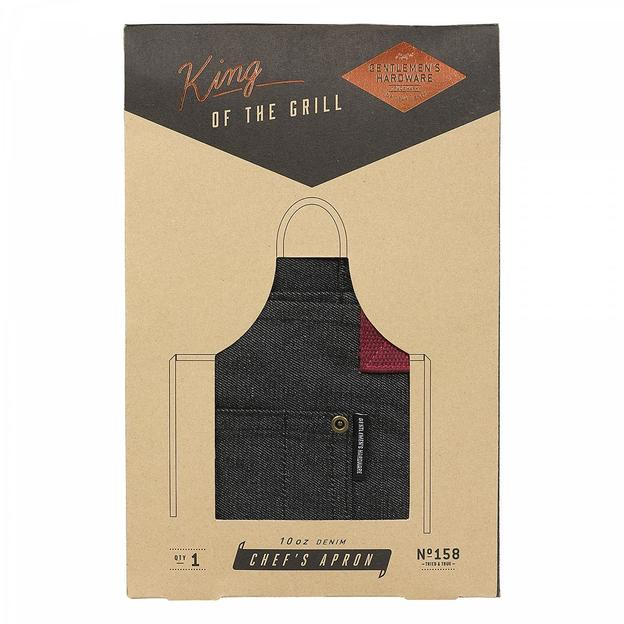 Kochschürze King of the Grill von Gentlemen's Hardware