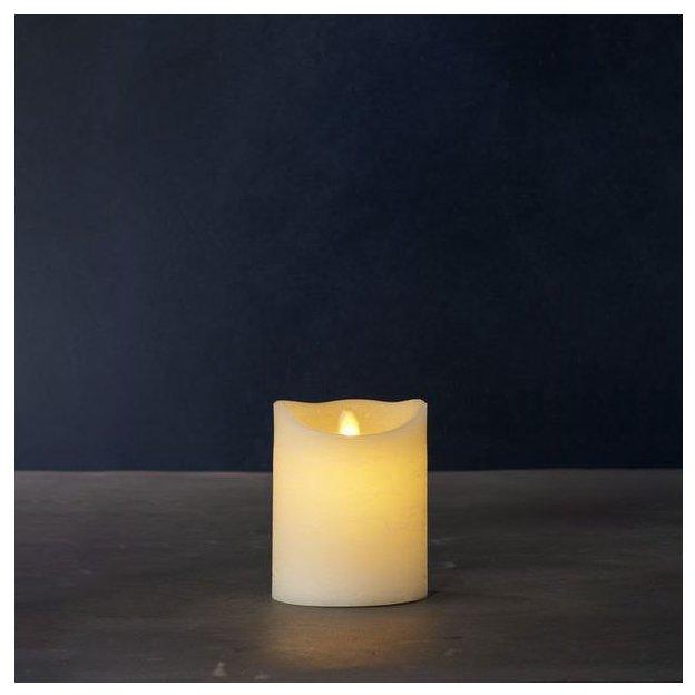 Sirius Bougie LED Sara Exclusive Almond 12,5 cm