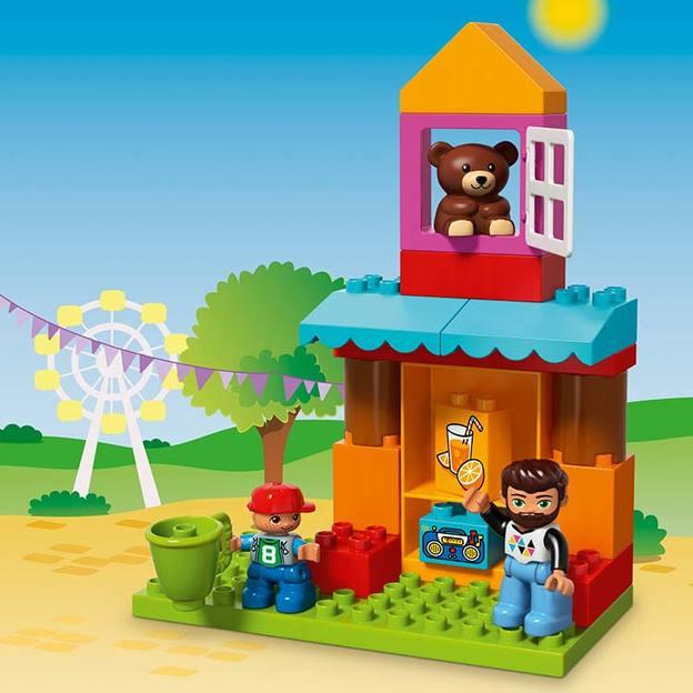 LEGO DUPLO Wurfbude