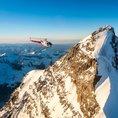 Tour du Cervin en hélicoptère, vol de 40 min depuis Sion