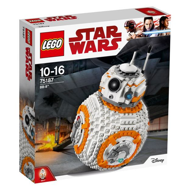 LEGO Star Wars Episode VIII BB-8