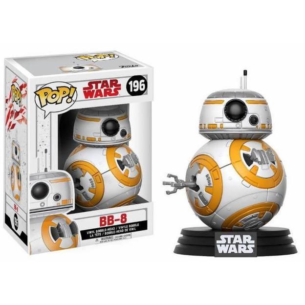 Star Wars BB-8 Wackelkopf-Figur 9 cm