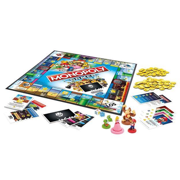 Nintendo Mario Monopoly
