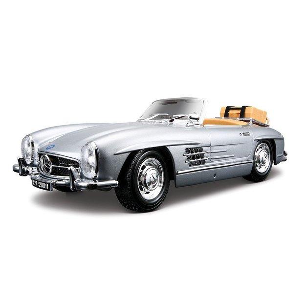 Modèle réduit Mercedes Benz 300SL 1957
