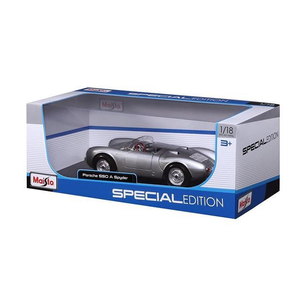 Modèle réduit Porsche 550 A Spyder 1:18