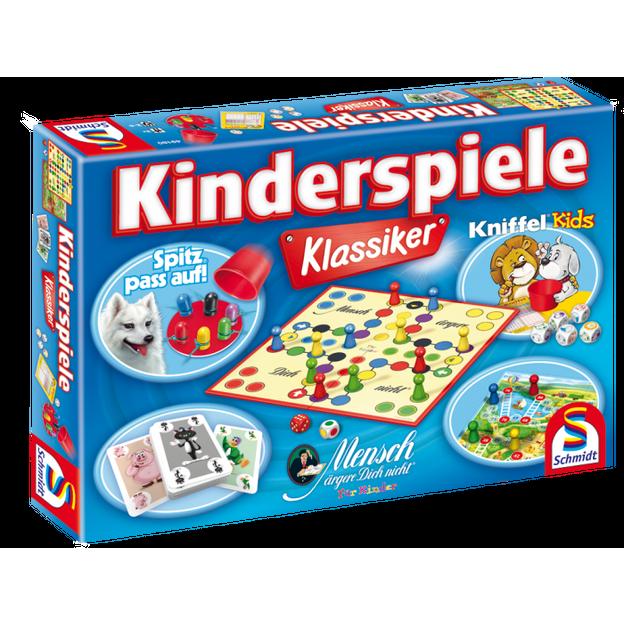Kinderspiele - die Klassiker