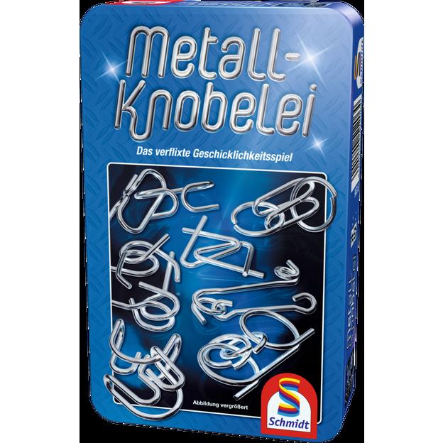 Metall-Knobelei - Geschicklichkeitsspiele