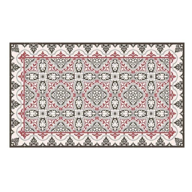 tapis vinyle beija flor lela h1 s. Black Bedroom Furniture Sets. Home Design Ideas