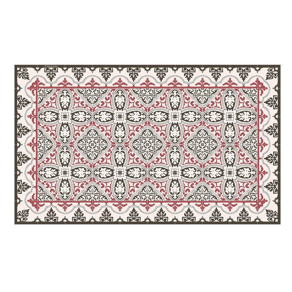 beija flor tapis vinyle beija flor lela h1 s. Black Bedroom Furniture Sets. Home Design Ideas