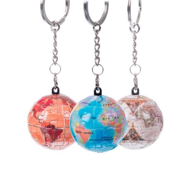 Weltkleinstes Puzzle - Erdkugel