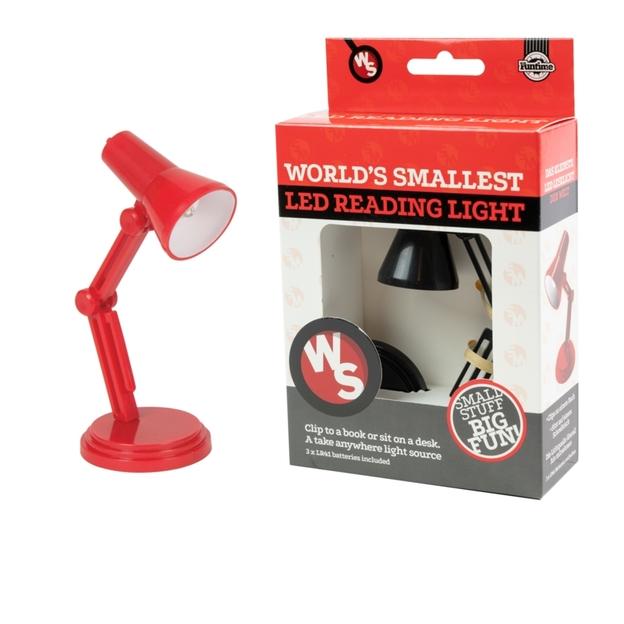 la plus petite lampe de chevet du monde. Black Bedroom Furniture Sets. Home Design Ideas