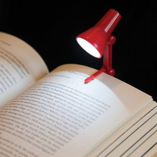 La plus petite lampe de chevet du monde