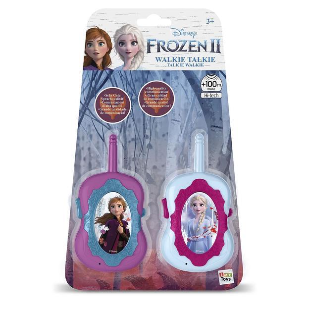 Talkies-walkies Reine des neiges Disney